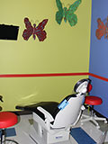 Pediatric patient room - Victoria TX Dentist